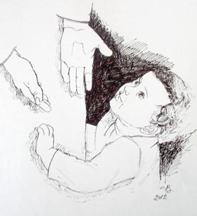 Elena Birhala LILI MICA desen