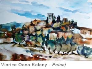 Viorica Oana Kalany - Peisaj
