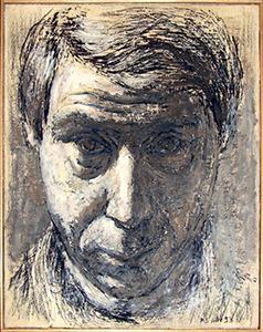 sirbulescu autoportret