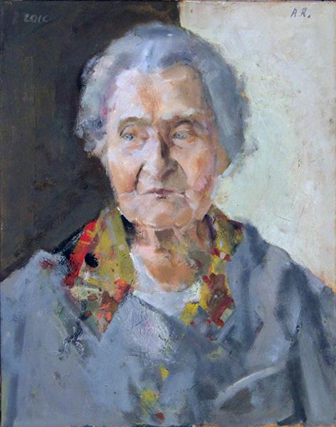 adina romanescu - bunica
