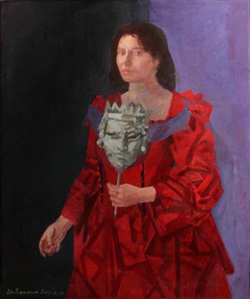 adina romanescu - masca