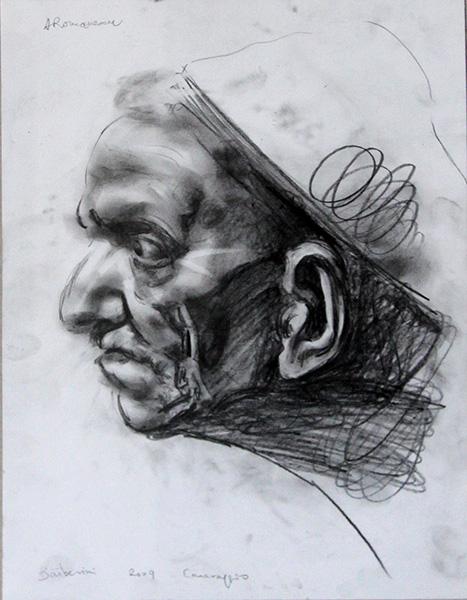 adina romanescu - portret