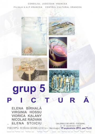 grup 5 pictura