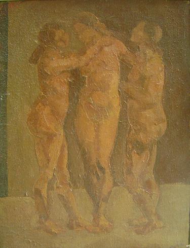 adina romanescu cele trei gratii