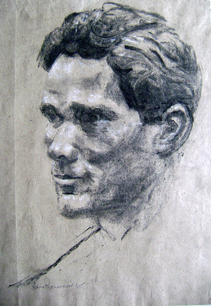 adina romanescu portret Portret Pier Paolo Pasolini