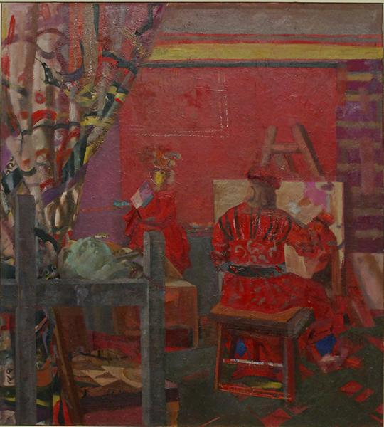 adina romanescu atelierul lui vermeer
