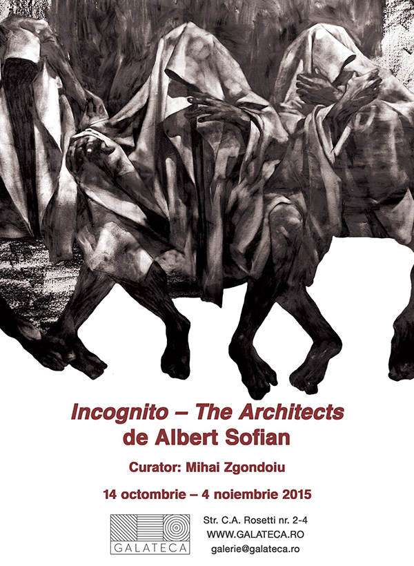 incognito the architects albert sofian