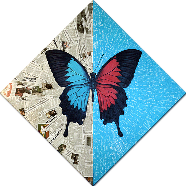 Ciprian Mihailescu - Butterfly Effect