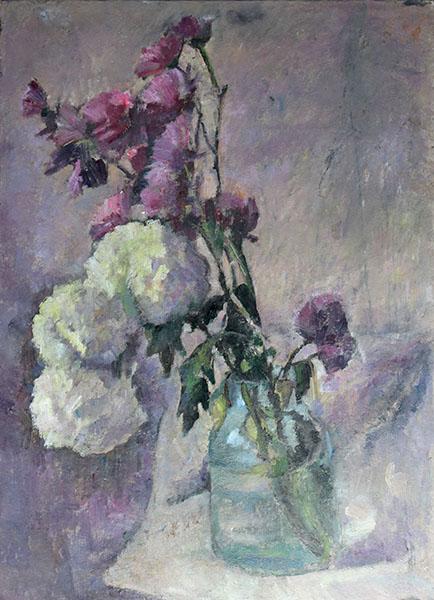Daniel Turliu Natura statica cu flori