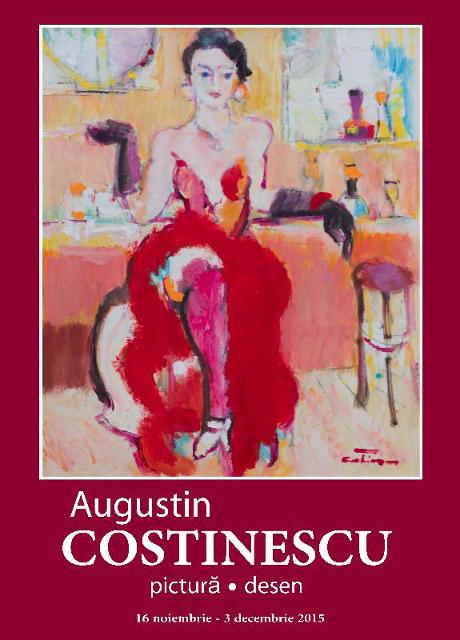 augustin costinescu pictura desen