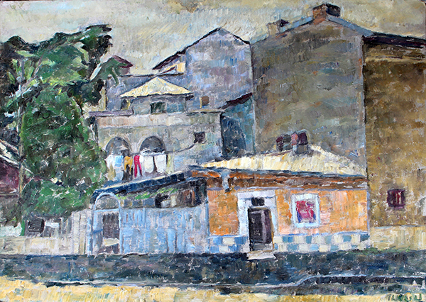 Daniel Turliu Strada Pictor Stefan Dimitrescu ( magazin )