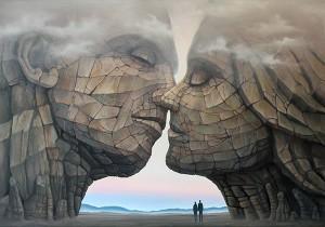 The petrified love