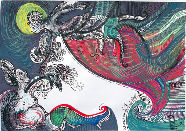Filomela-Elena-Bucur-graphics-a-walk-through-Heaven-2