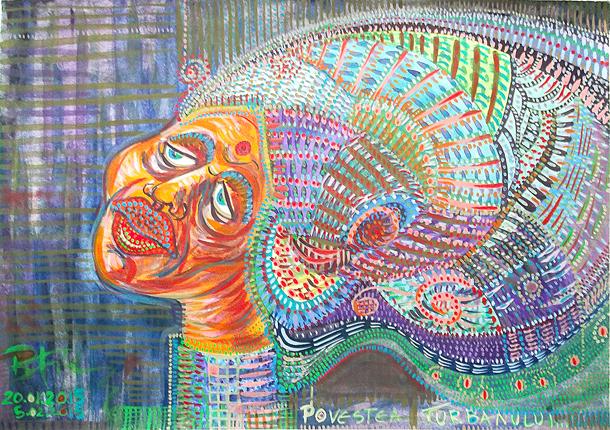 Filomela-Elena-Bucur povestea turbanului