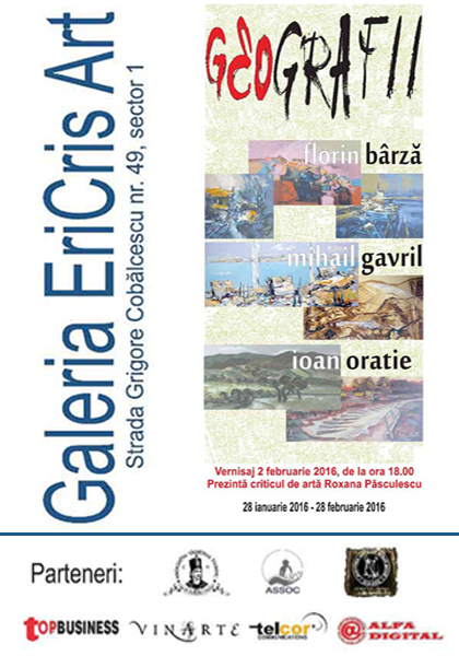 galeria ericris art GEOGRAFII