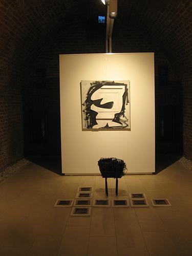 BURHAN Marius Instalatie-obiect 1