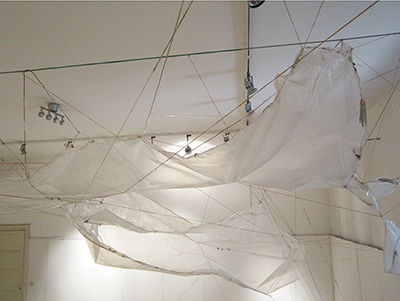 BURHAN Marius instalatie - obiect 1