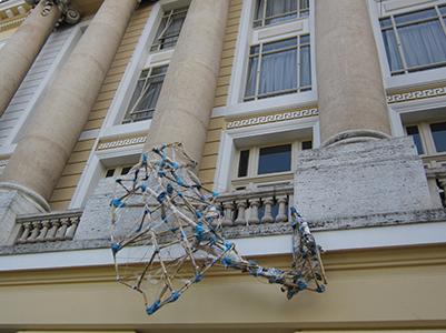 BURHAN Marius instalatie - obiect 2