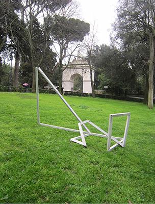 BURHAN Marius Instalatie-obiect 3
