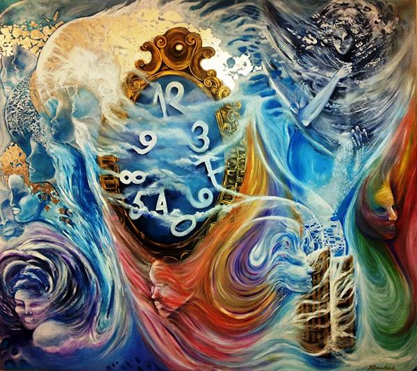 RODICA BENITENDI Metamorfosi del tempo