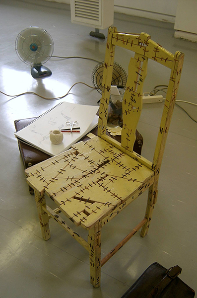norian paicu - Chair