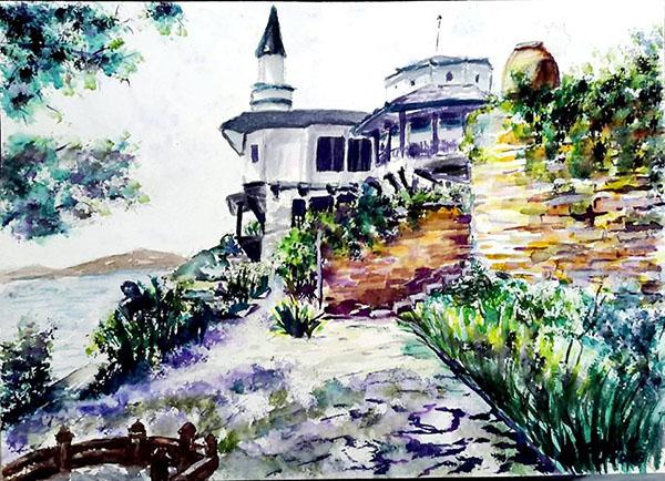 balcicul nostalgic - cerasela avanu dragos