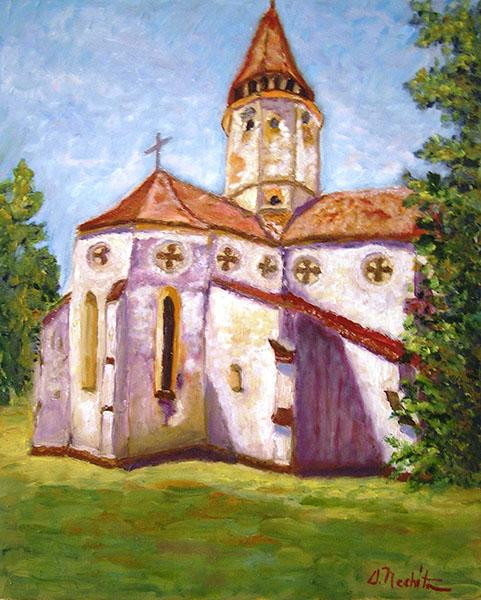 Biserica fortificata Prejmer-nechita-dana