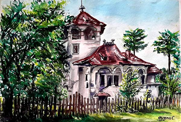 Vila cu clopotei - Muzeul Minovici-cerasela-avanu-dragos