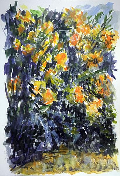 22-Tufa de flori