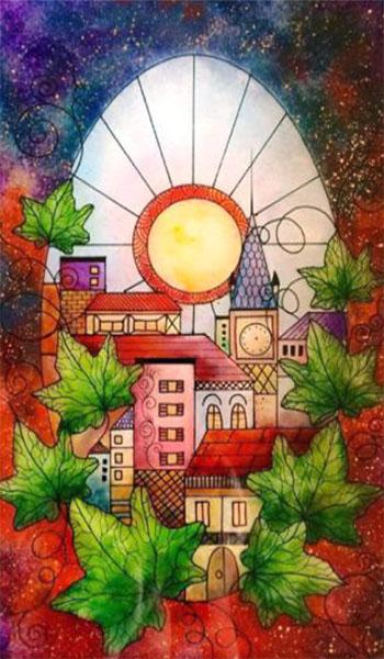 ivy city - ottilia cormos