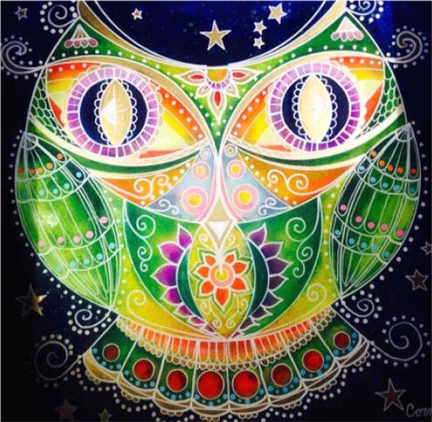 owl - ottilia cormos