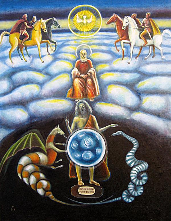 Apocalipsa - lebejoara ovidiu