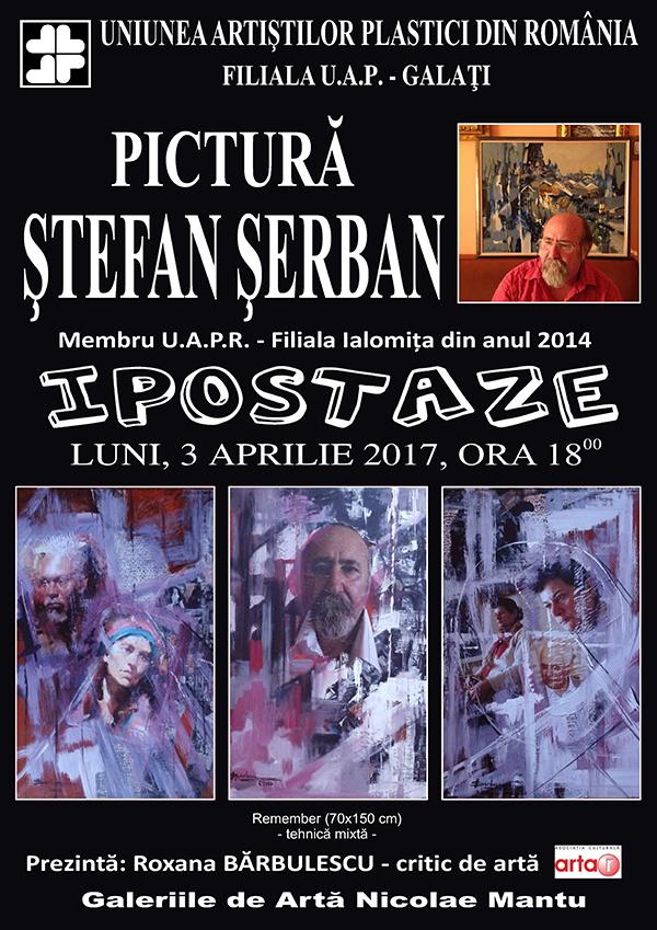 afis martie 2017 serban.cdr