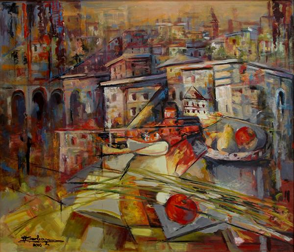 Peisaj citadin - Stefan serban