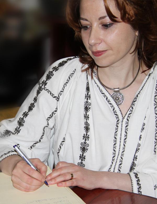 roxana barbulescu