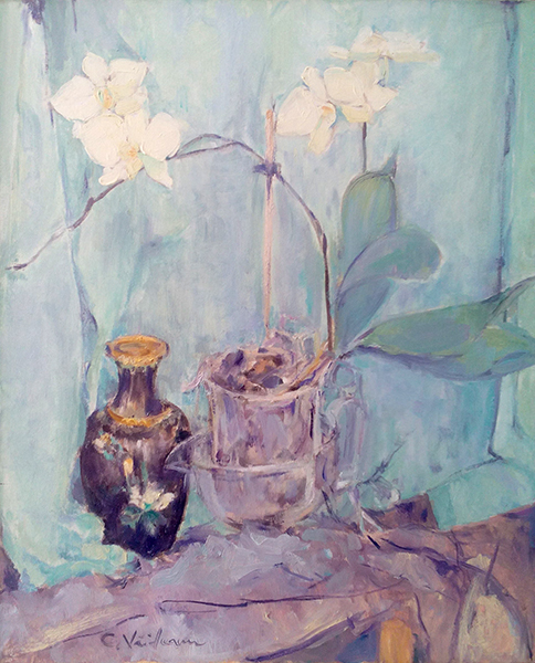 Orhideea galbenă - carmen vaideanu 17