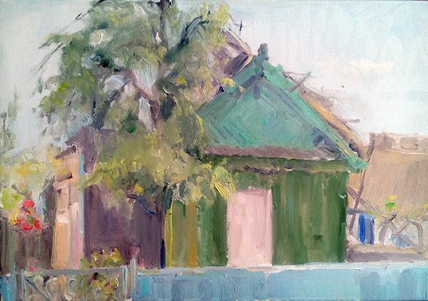 Casa vecinului - carmen vaideanu