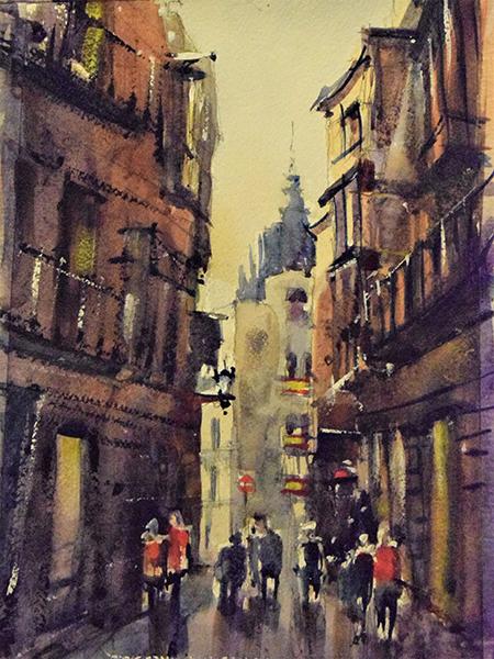 Madrid mircea corcodel
