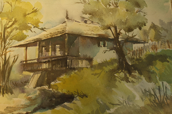 Casa Mircea Corcodel