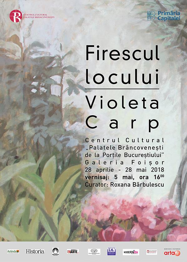 Firescul-locului violeta
