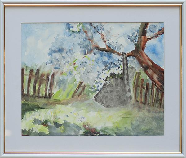 Elena Morozan - Traistă în copac