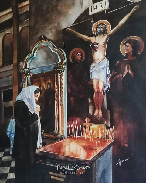 paul stoica Corpus Christi