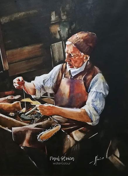 paul stoica Pantofarul