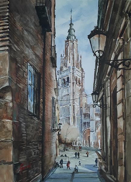 paul stoica Catedrala Toledo