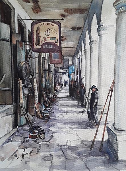 paul stoica Coloane vechi - Tulcea