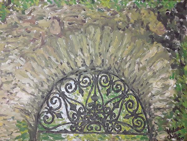 CHITUC - STANCU Melania arcada cu grilaj