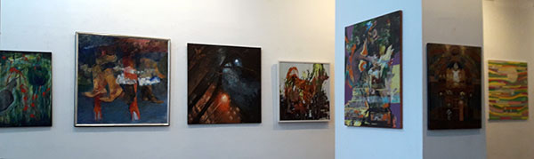 Salonului Național de Artă Contemporană caminul artei 11