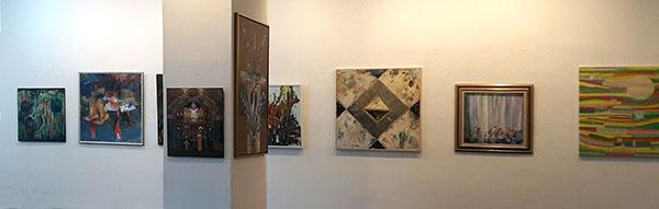 Salonului Național de Artă Contemporană caminul artei 15