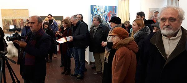 Salonului Național de Artă Contemporană caminul artei 3