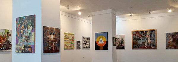 Salonului Național de Artă Contemporană caminul artei 5